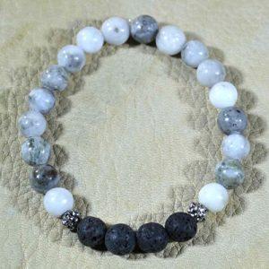 Earth Jasper Aromatherapy Bracelet by Jack's Gems