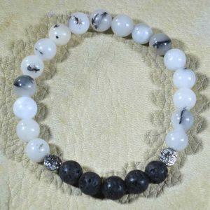 Mountain Jade Aromatherapy Bracelet